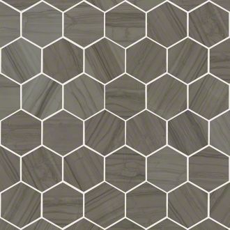 Chateau Hexagon Mosai